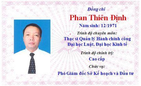 Ong Le Truong Luu lam Bi thu Tinh uy Thua Thien Hue khoa 15 - Anh 10