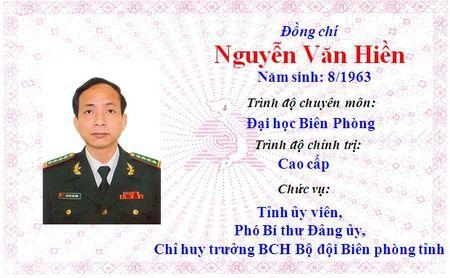 Ong Le Truong Luu lam Bi thu Tinh uy Thua Thien Hue khoa 15 - Anh 15
