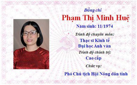 Ong Le Truong Luu lam Bi thu Tinh uy Thua Thien Hue khoa 15 - Anh 18