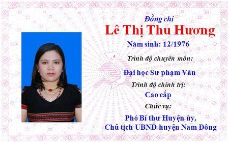 Ong Le Truong Luu lam Bi thu Tinh uy Thua Thien Hue khoa 15 - Anh 23