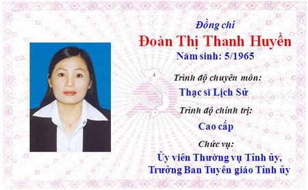 Ong Le Truong Luu lam Bi thu Tinh uy Thua Thien Hue khoa 15 - Anh 26