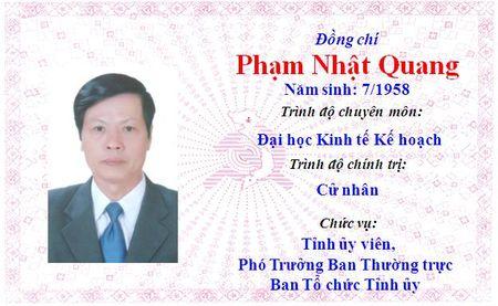 Ong Le Truong Luu lam Bi thu Tinh uy Thua Thien Hue khoa 15 - Anh 34