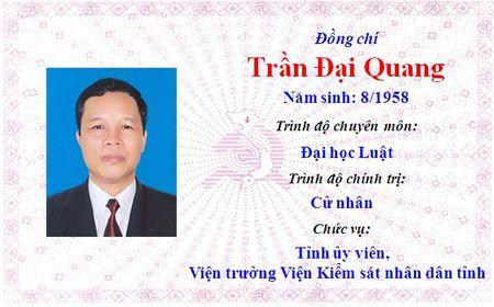 Ong Le Truong Luu lam Bi thu Tinh uy Thua Thien Hue khoa 15 - Anh 36
