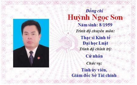 Ong Le Truong Luu lam Bi thu Tinh uy Thua Thien Hue khoa 15 - Anh 37