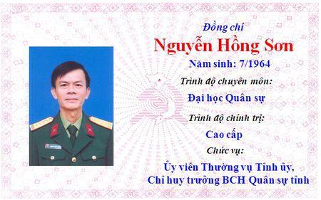 Ong Le Truong Luu lam Bi thu Tinh uy Thua Thien Hue khoa 15 - Anh 38