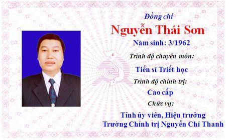 Ong Le Truong Luu lam Bi thu Tinh uy Thua Thien Hue khoa 15 - Anh 39