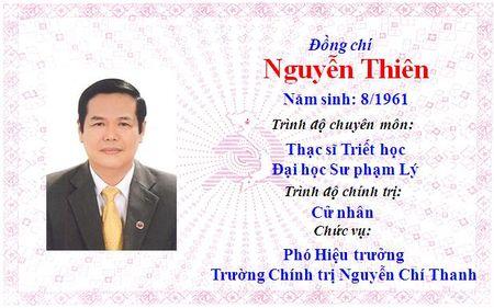 Ong Le Truong Luu lam Bi thu Tinh uy Thua Thien Hue khoa 15 - Anh 44