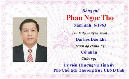 Ong Le Truong Luu lam Bi thu Tinh uy Thua Thien Hue khoa 15 - Anh 45