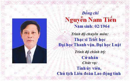 Ong Le Truong Luu lam Bi thu Tinh uy Thua Thien Hue khoa 15 - Anh 47