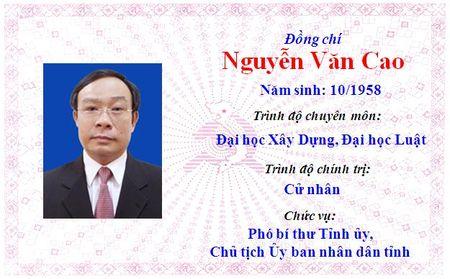 Ong Le Truong Luu lam Bi thu Tinh uy Thua Thien Hue khoa 15 - Anh 4