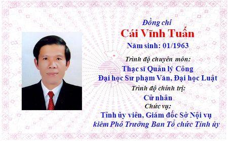 Ong Le Truong Luu lam Bi thu Tinh uy Thua Thien Hue khoa 15 - Anh 50