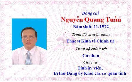 Ong Le Truong Luu lam Bi thu Tinh uy Thua Thien Hue khoa 15 - Anh 51