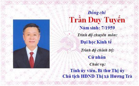 Ong Le Truong Luu lam Bi thu Tinh uy Thua Thien Hue khoa 15 - Anh 52