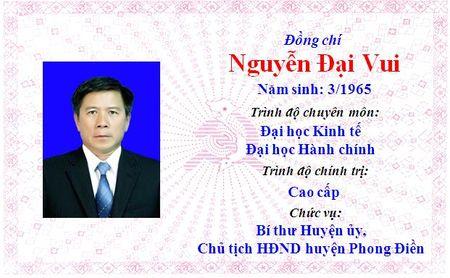 Ong Le Truong Luu lam Bi thu Tinh uy Thua Thien Hue khoa 15 - Anh 54