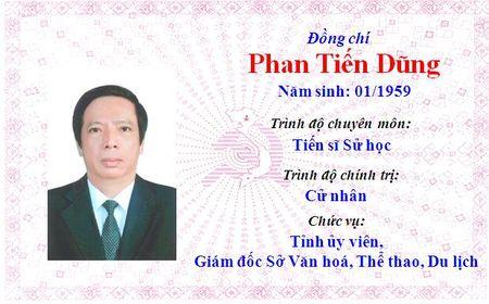 Ong Le Truong Luu lam Bi thu Tinh uy Thua Thien Hue khoa 15 - Anh 8