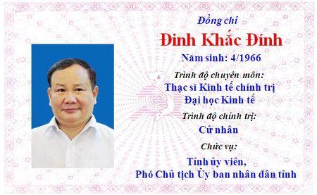 Ong Le Truong Luu lam Bi thu Tinh uy Thua Thien Hue khoa 15 - Anh 9