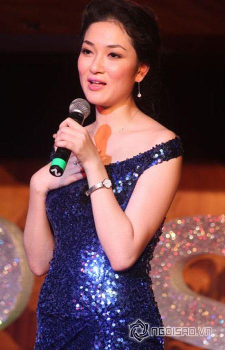 Nhung Hoa hau co giong hat 'ngang co' ca si trong showbiz Viet - Anh 3