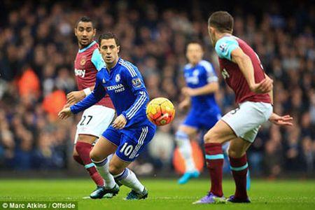 Chi tiet West Ham - Chelsea: Khong the dung vung (KT) - Anh 1