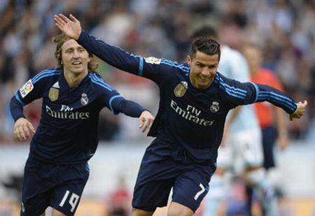 Chi tiet Celta Vigo – Real: Dap tat giac mo (KT) - Anh 1