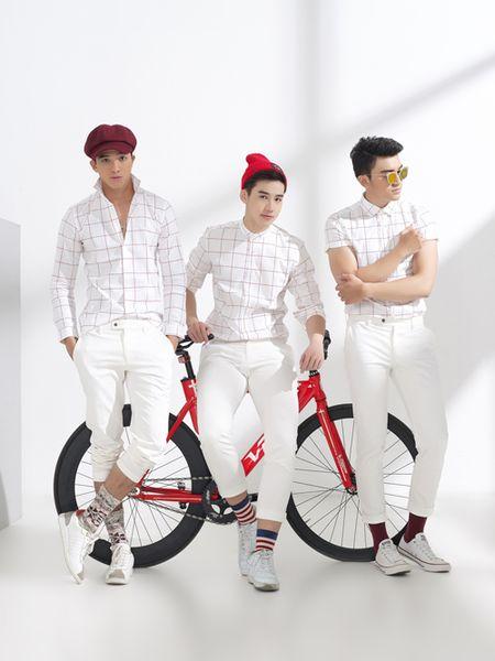 Ao ke soc thu dong cho chang - Anh 3