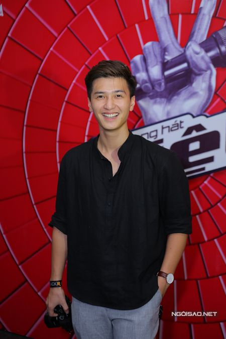 Dan sao tai chung ket The Voice Kids - Anh 1