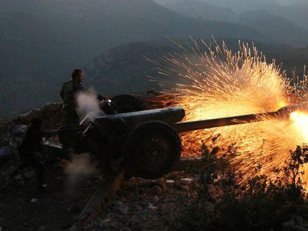 Qatar dua quan vao Syria, Chien tranh the gioi thu 3 bung phat? - Anh 2