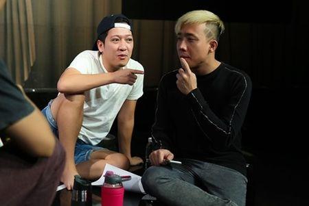 """Truong Giang """"bat coc"""" Chi Tai, Viet Huong, Tran Thanh luyen tap cho liveshow rieng - Anh 2"""