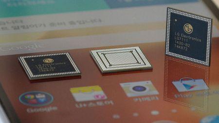 LG bat tay Intel de san xuat chip di dong? - Anh 1