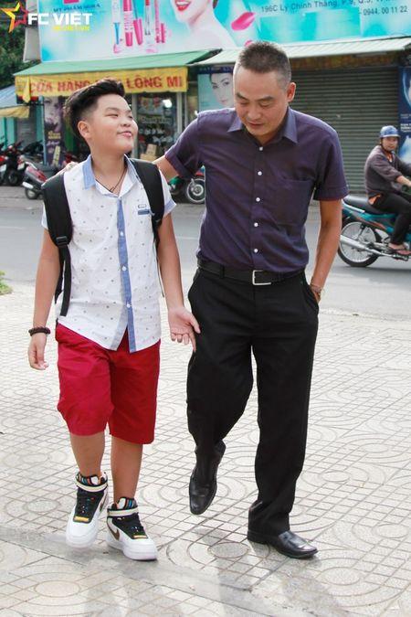 Nhung khoanh khac dang yeu cua Tien Quang va bo truoc them Chung ket - Anh 11