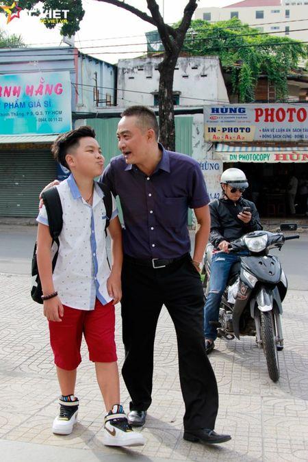 Nhung khoanh khac dang yeu cua Tien Quang va bo truoc them Chung ket - Anh 12