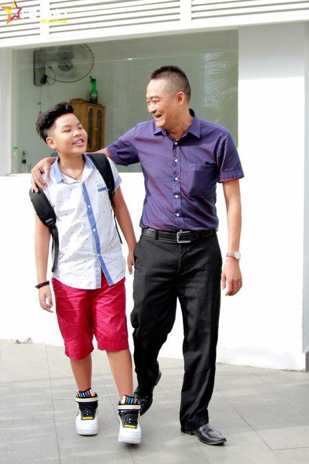 Nhung khoanh khac dang yeu cua Tien Quang va bo truoc them Chung ket - Anh 13