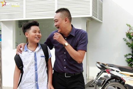 Nhung khoanh khac dang yeu cua Tien Quang va bo truoc them Chung ket - Anh 15