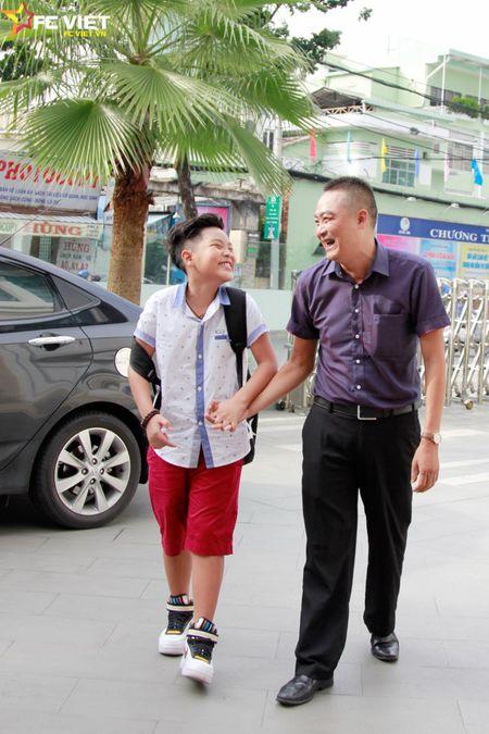 Nhung khoanh khac dang yeu cua Tien Quang va bo truoc them Chung ket - Anh 16