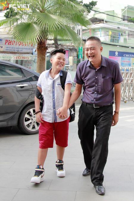 Nhung khoanh khac dang yeu cua Tien Quang va bo truoc them Chung ket - Anh 17