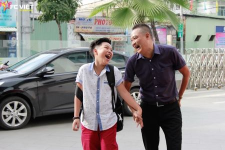 Nhung khoanh khac dang yeu cua Tien Quang va bo truoc them Chung ket - Anh 18