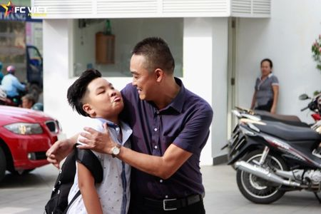 Nhung khoanh khac dang yeu cua Tien Quang va bo truoc them Chung ket - Anh 19