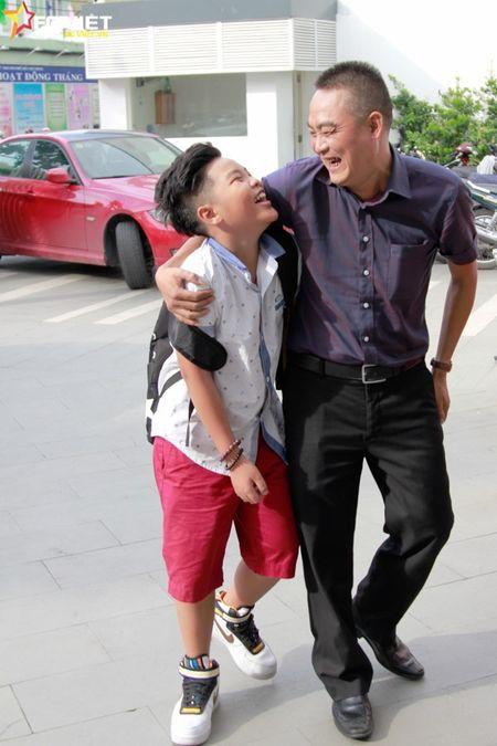 Nhung khoanh khac dang yeu cua Tien Quang va bo truoc them Chung ket - Anh 20