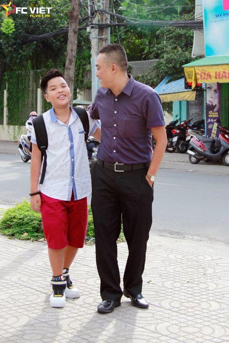 Nhung khoanh khac dang yeu cua Tien Quang va bo truoc them Chung ket - Anh 8