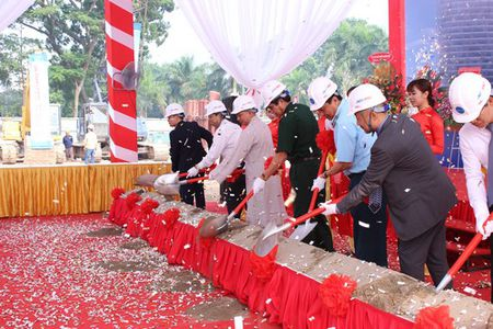 Chinh thuc khoi cong MB Grand Tower - Anh 1