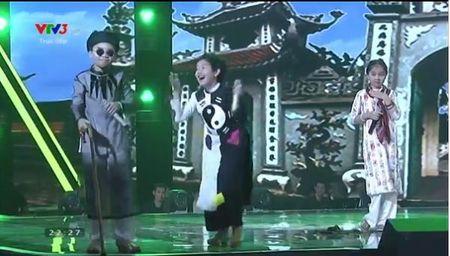 Cong chua toc may Hong Minh la Quan quan Giong hat Viet nhi mua 3 - Anh 12