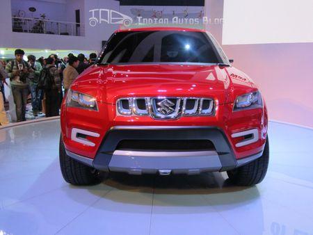Suzuki Maruti YBA doi thu moi cua Ford EcoSport - Anh 2