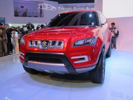 Suzuki Maruti YBA doi thu moi cua Ford EcoSport - Anh 3
