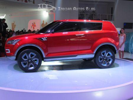 Suzuki Maruti YBA doi thu moi cua Ford EcoSport - Anh 4