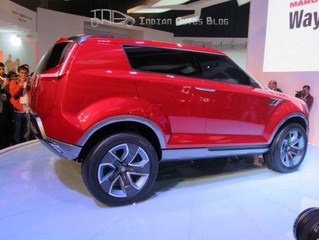 Suzuki Maruti YBA doi thu moi cua Ford EcoSport - Anh 5