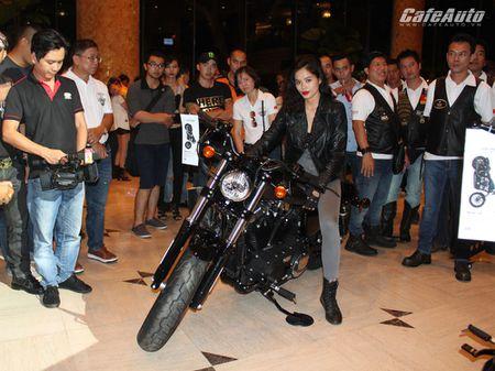 Harley-Davidson ra mat cac dong san pham 2016 tai Viet Nam - Anh 12