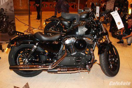 Harley-Davidson ra mat cac dong san pham 2016 tai Viet Nam - Anh 13