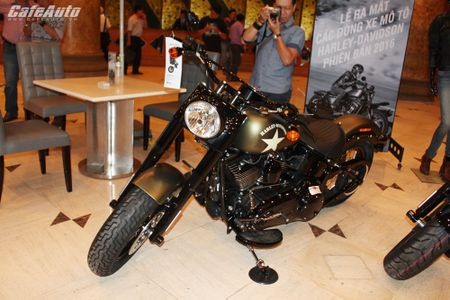 Harley-Davidson ra mat cac dong san pham 2016 tai Viet Nam - Anh 2