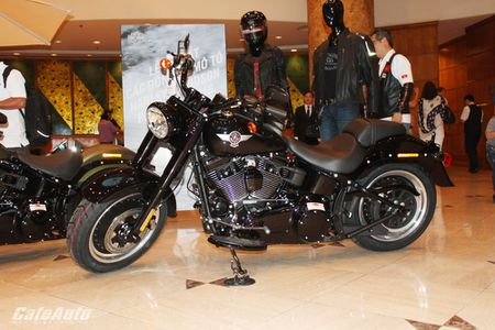 Harley-Davidson ra mat cac dong san pham 2016 tai Viet Nam - Anh 3