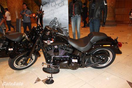 Harley-Davidson ra mat cac dong san pham 2016 tai Viet Nam - Anh 5
