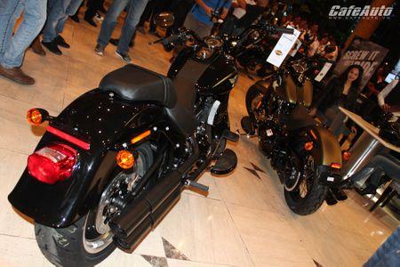 Harley-Davidson ra mat cac dong san pham 2016 tai Viet Nam - Anh 6